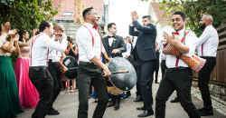 Zaffe Dueguen Davul Zurna Trompet Darbukka Darbuka Snare Wedding Entertainment Party